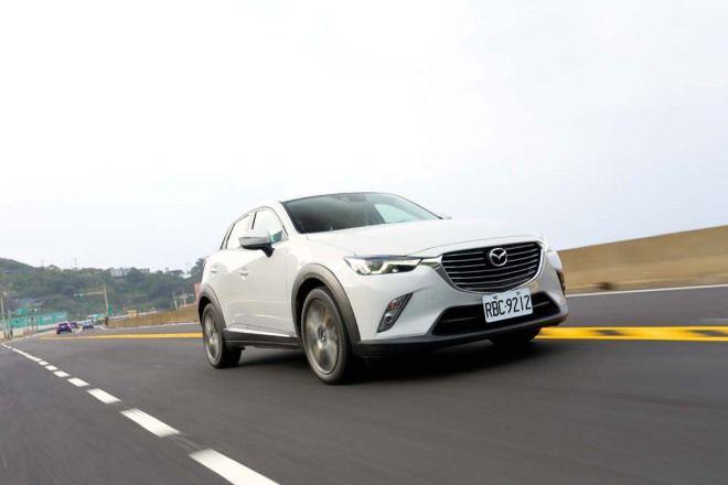 囊括全球專業認證Mazda CX-3同級最佳安全首選