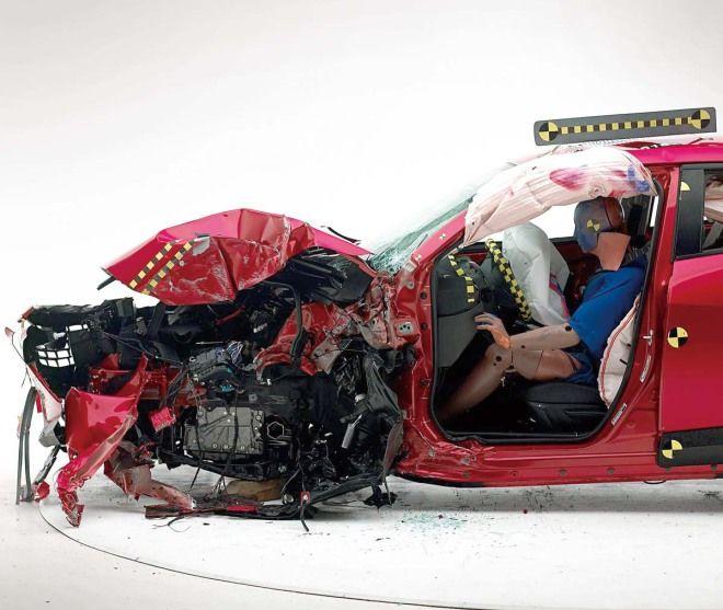 Mazda CX-3撞擊測試中也獲得良好成績