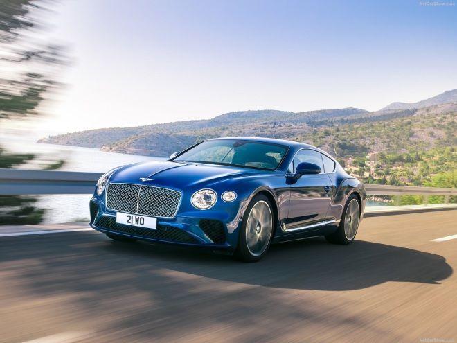 (內有影片)法蘭克福車展全球首演!第3代Bentley Continental GT搶先亮相
