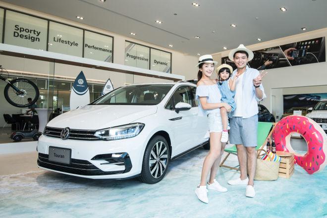 2018年式Volkswagen Touran新登場