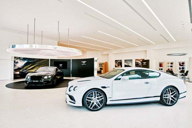 最速賓利再次出擊Bentley Continental Supersports