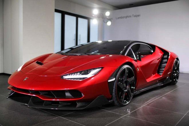 絕世作品 僅此一台Lamborghini Centenario