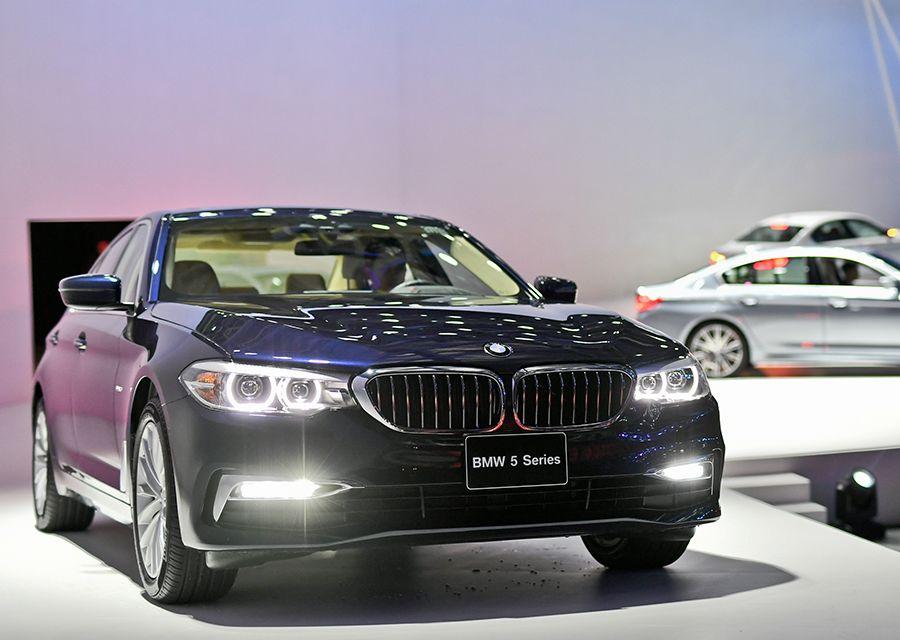 【三分鐘認識】全新BMW大5系列