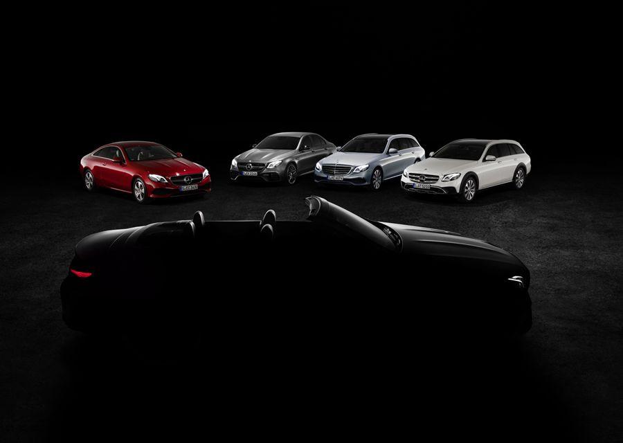 E-Class車系何其多?!M.Benz E-Class Cabriolet即將現身