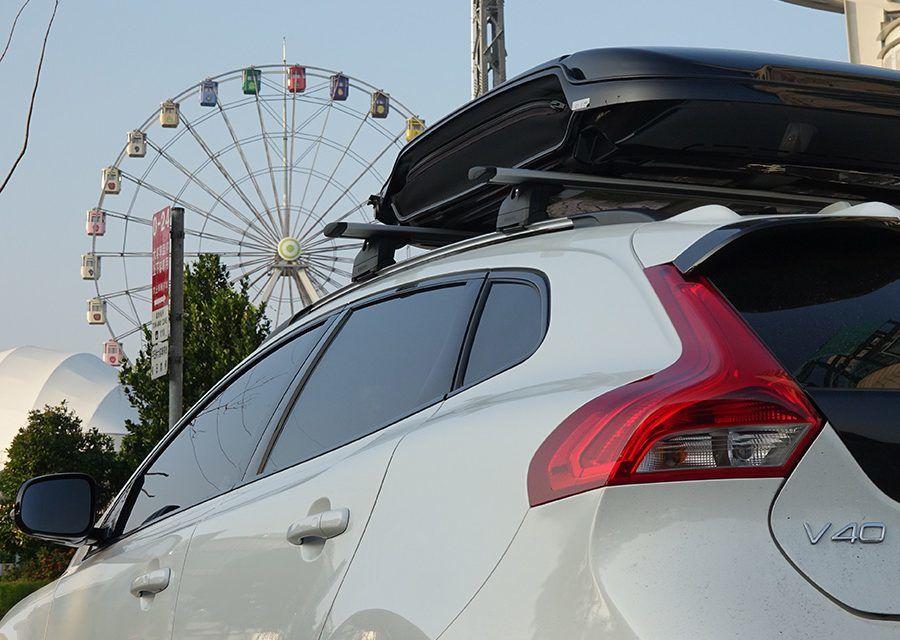 【控8孔孔第十集】液體改裝-Volvo V40試駕