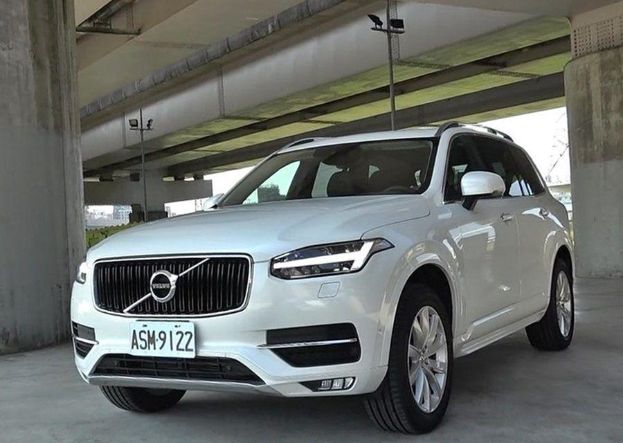 [影音]奢華有時是…..內斂沈穩配上安全  Volvo XC90 D5 Momentum試駕