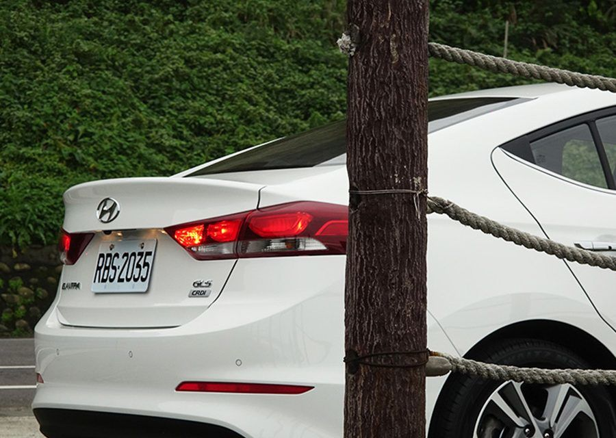 【影音】Hyundai Elantra 1.6L柴油車款試駕