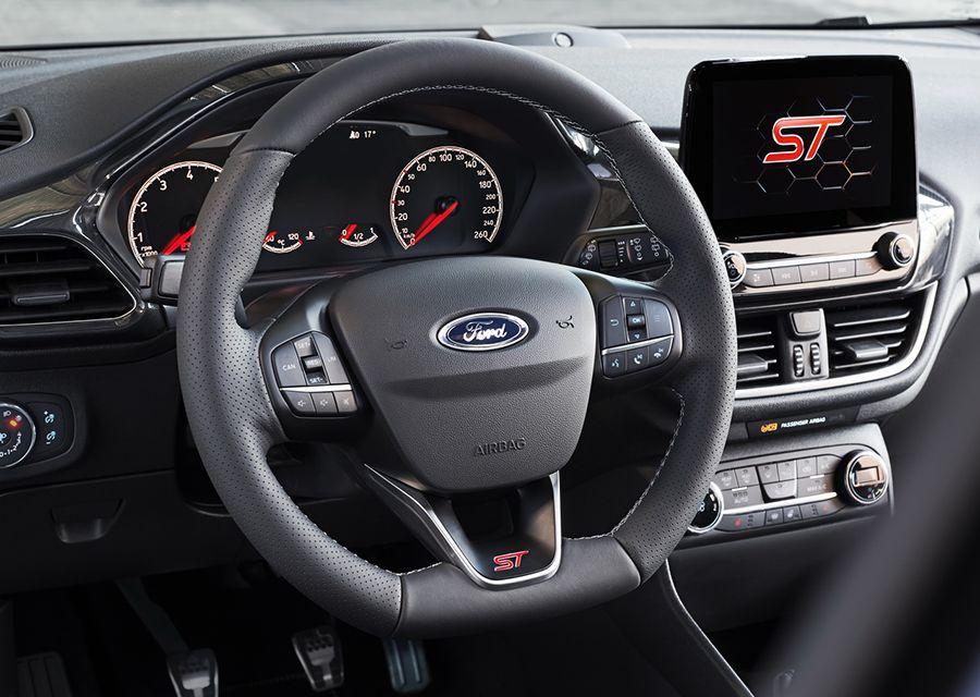 Ford Fiesta ST鋼炮現身 少個汽缸有人在乎嗎?