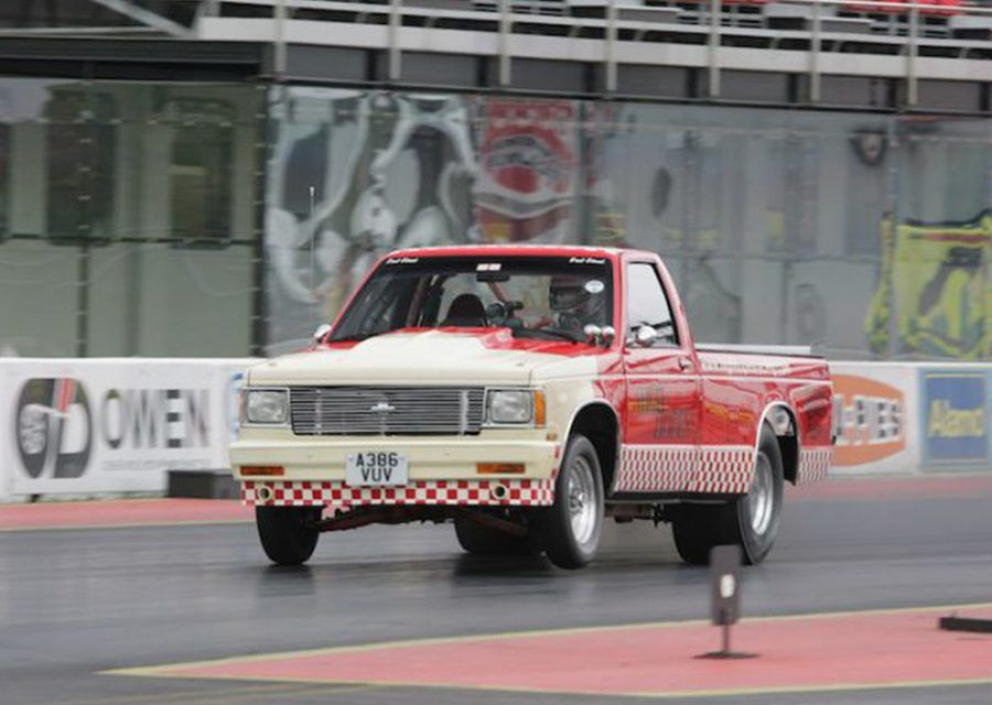 0-96km/h只用1.3秒!?最速小貨卡Chevy S10參見!