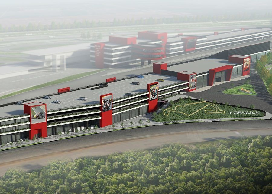 終於不必舟車勞頓殺到大鵬灣 台中麗寶賽車場啟用,F3等明年第一季