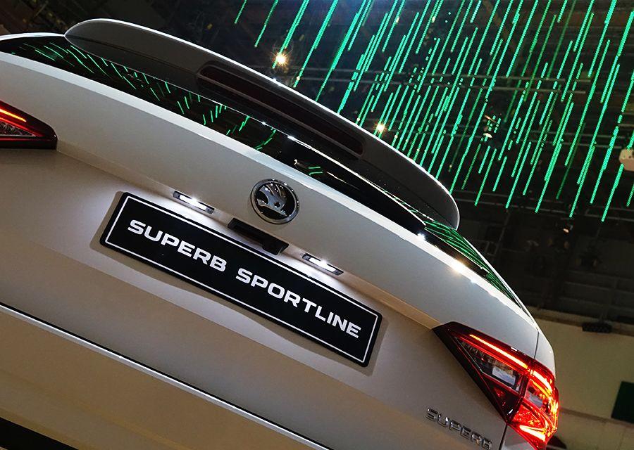 【影音 】三分鐘認識 Skoda Superb Sportline