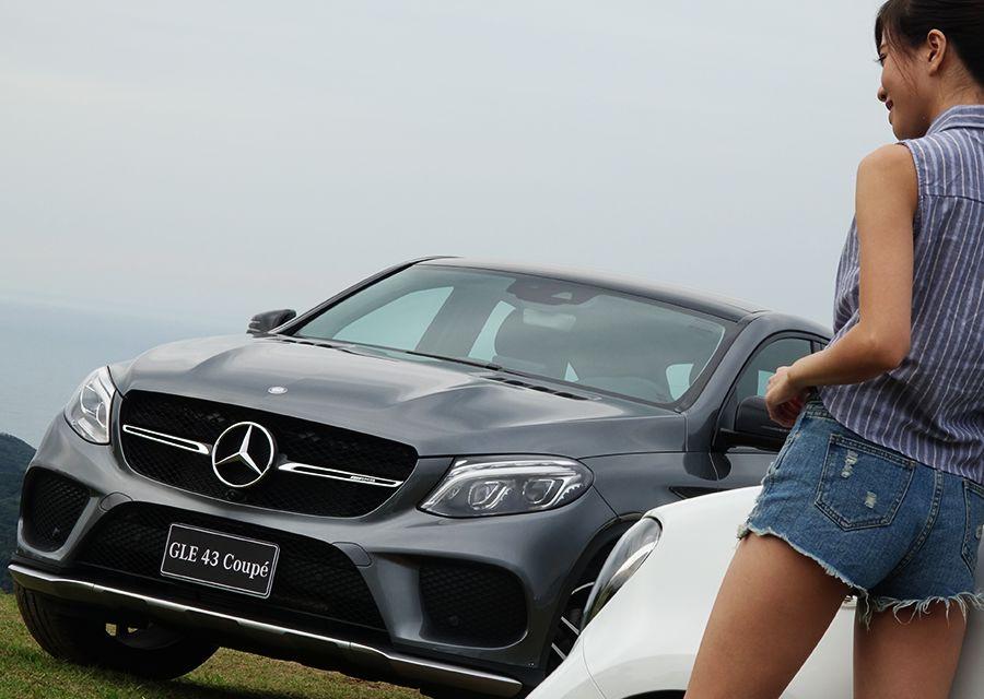 【影音】Mercedes-AMG GLE 43 4MATIC Coupe試駕