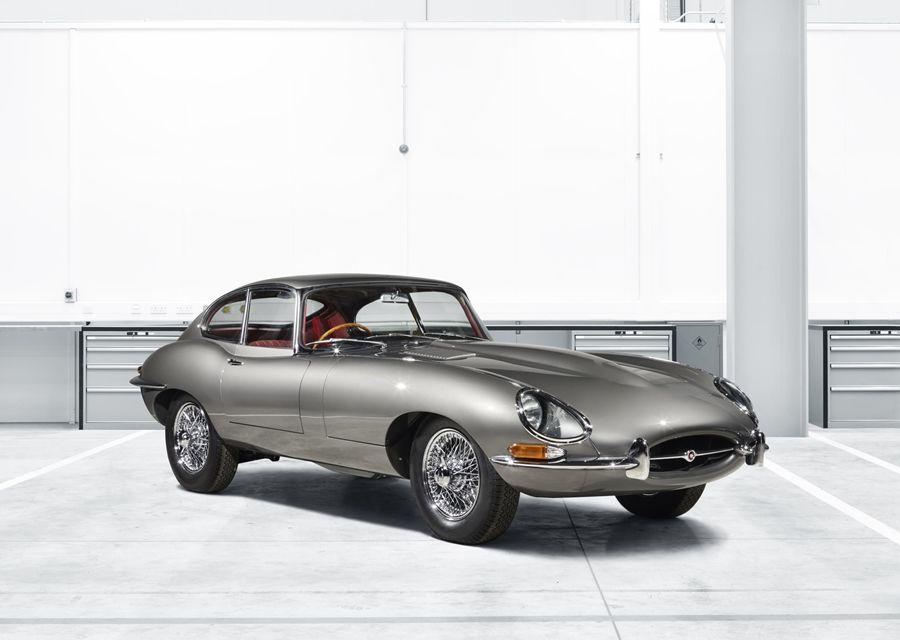 老時光 好時光! Jaguar將以重生E-Type參加埃森古董車展