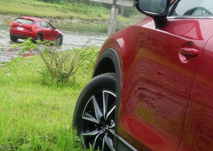 【影音】Mazda CX-5 SKYACTIV-D柴油車試駕