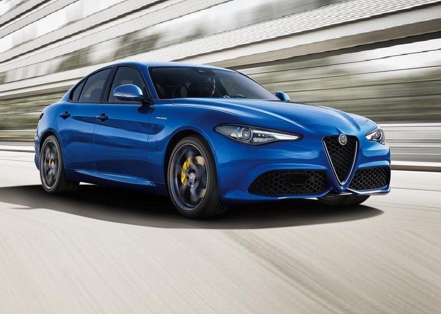 Alfa Romeo Giulia Veloce展演柔中帶剛的力量 0-100km/h只需5.7秒