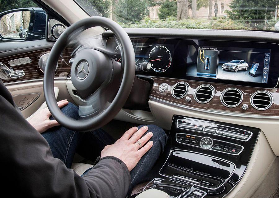 【影音】Mercedes-Benz E250試駕