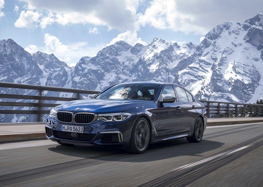 BMW 兩手策略搶客:性能 &電能 5系列推530e iPerformance與 M550i xDrive