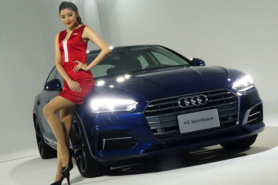【影音】Audi A5 Sportback搶先曝光!