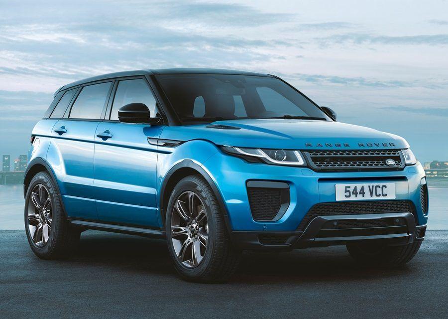 這台車是車界最「色」的車! Land Rover打造養眼Evoque Landmark特仕版