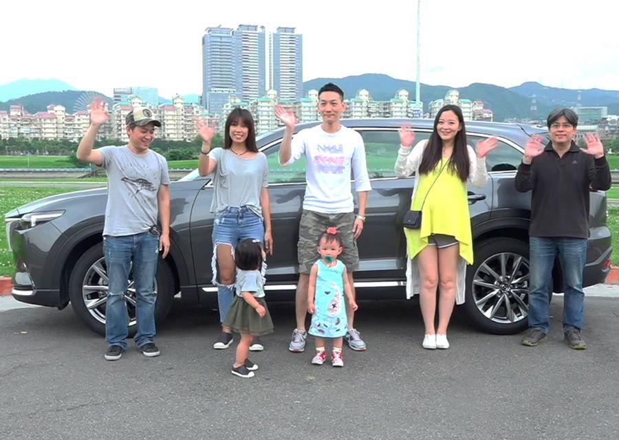 Mazda CX-9七人座《滿載》試駕!