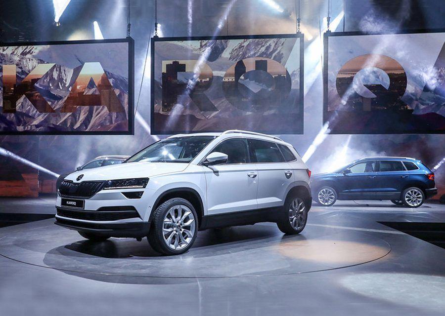 Škoda這次又想怎麼賣!?全新SUV車款Karoq發表!