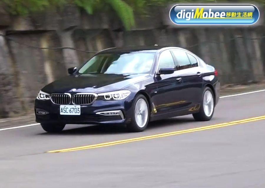 【影音】BMW 520d柴油豪華房車試駕