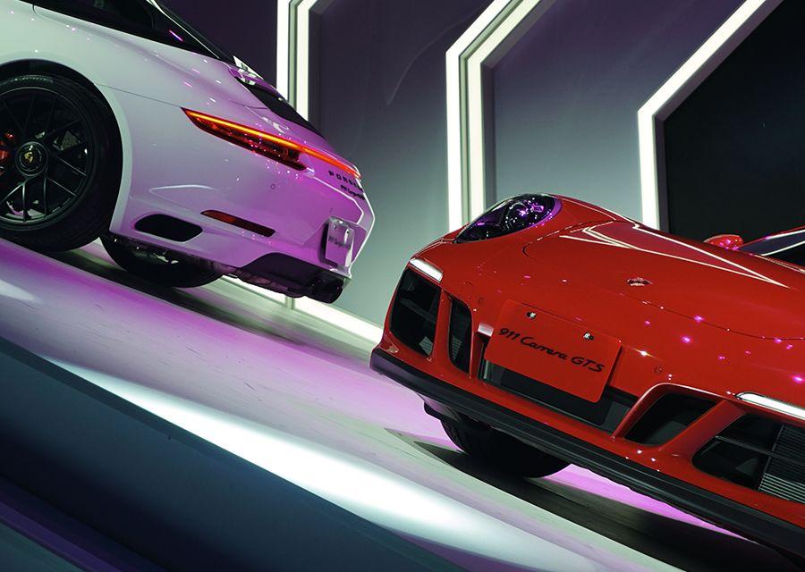 【影音】2分鐘認識全新保時捷 911 GTS