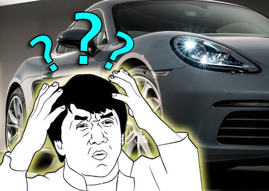讓Porsche保時捷追到失控的美國房車!