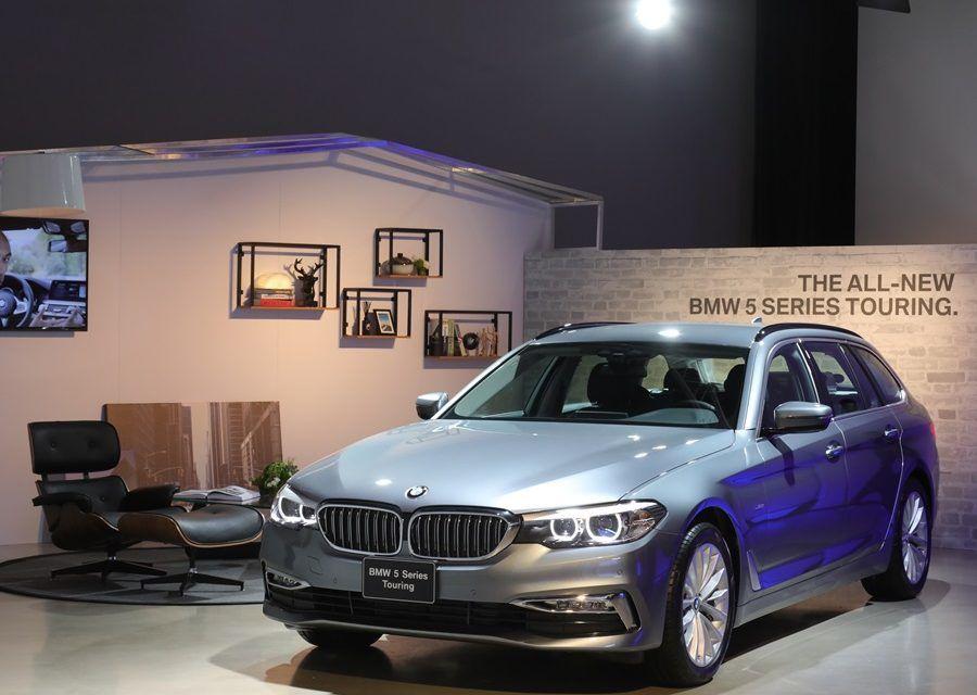 全新BMW 大5系列Touring正式發表!