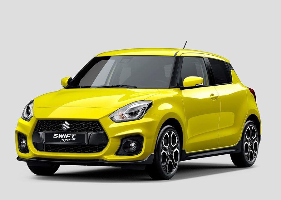 台灣再等等!Suzuki Swift Sport將在9月法蘭克福車展先行上陣!