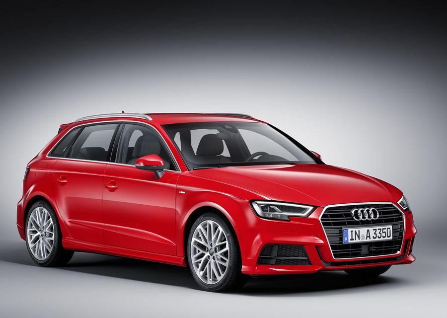 全新Audi A3 Sedan/A3 Sportback正式上市
