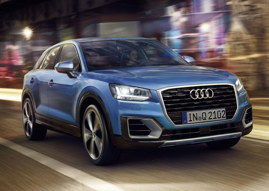 全新Audi Q2撼動上市