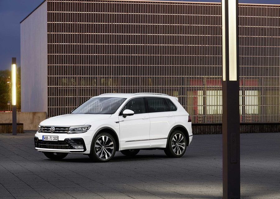 性能休旅VW Tiguan 380 TSI R-Line Performance正式抵台
