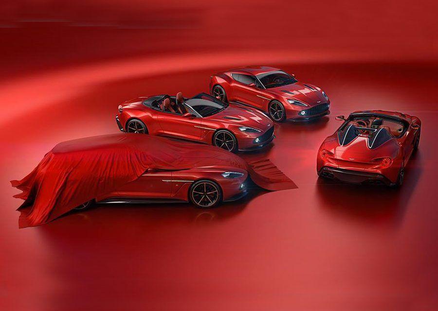 Vanquish Zagato完售就算了!Aston Martin加碼推出Speedster和三門版也早就打完收工
