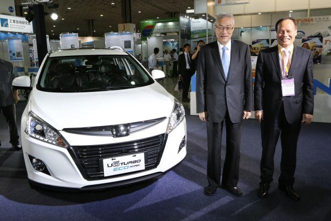 2017國際光電大展登場 LUXGEN將台灣智慧車輛推向國際市場