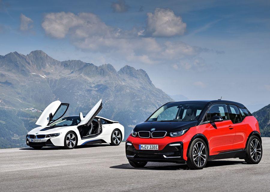 BMW發表新版 i3/i3S 主打跑車化性能
