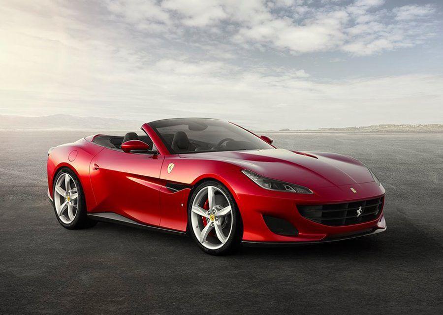 Ferrari初心作品硬頂敞蓬跑車Portofino GT將在法蘭克福登場