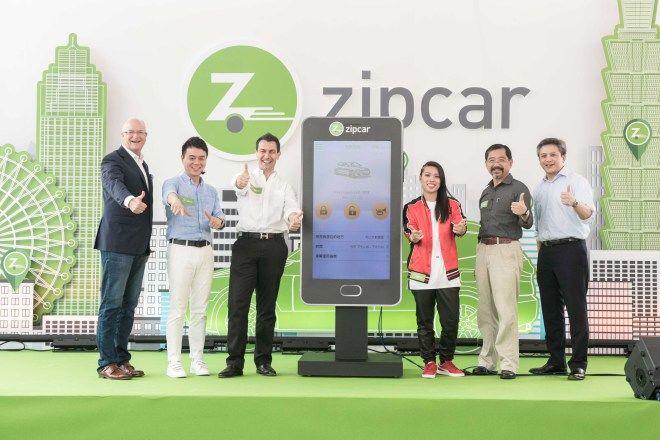 Zipcar將國際共享汽車風潮帶入台灣