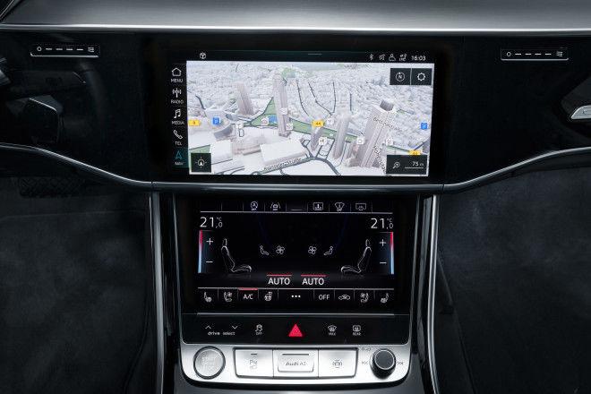 Audi與HERE攜手 打造運算快速、易讀易懂的HD導航地圖