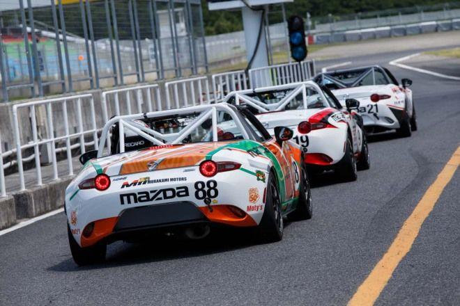 Global MX-5 Cup Japan 日本也跑左駕統規