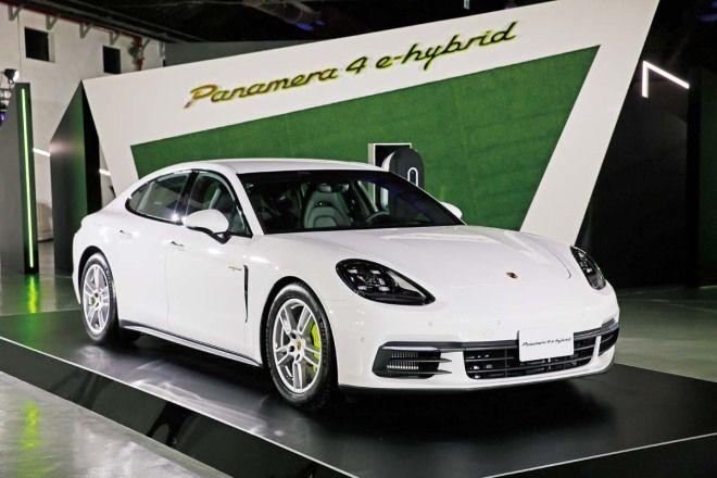 帶電更快意Porsche Panamera 4 E-Hybrid