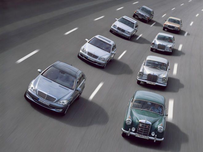 Mercedes-Benz歷經百年發展S-Class即將全面晉級