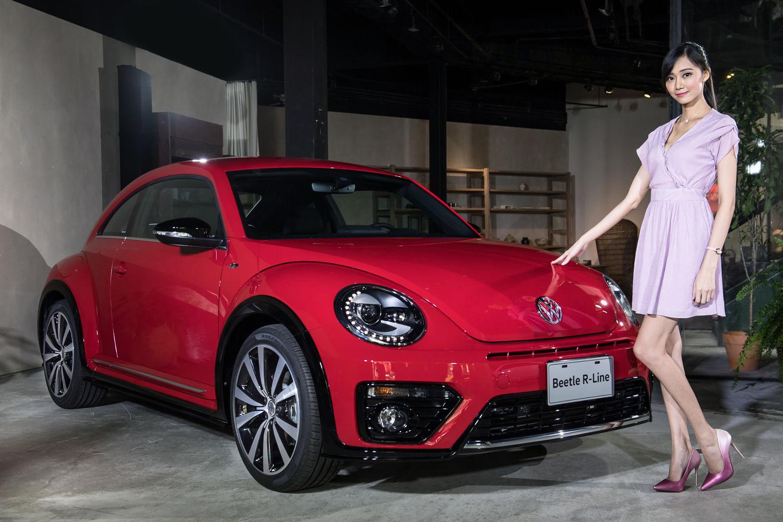 2018年式Volkswagen Beetle R-Line升級登場