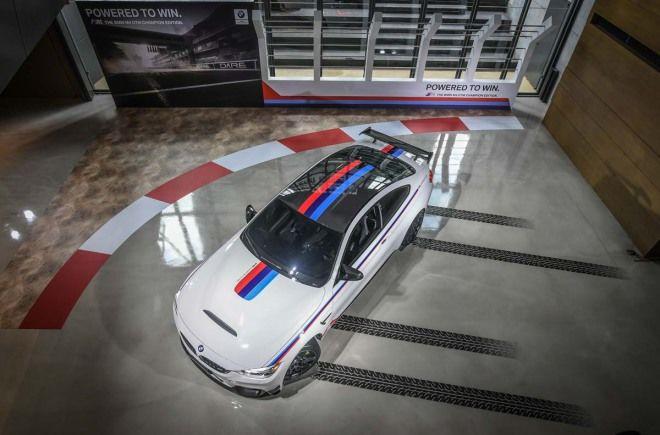 BMW M4 DTM Champion Edition 全球限量200輛!