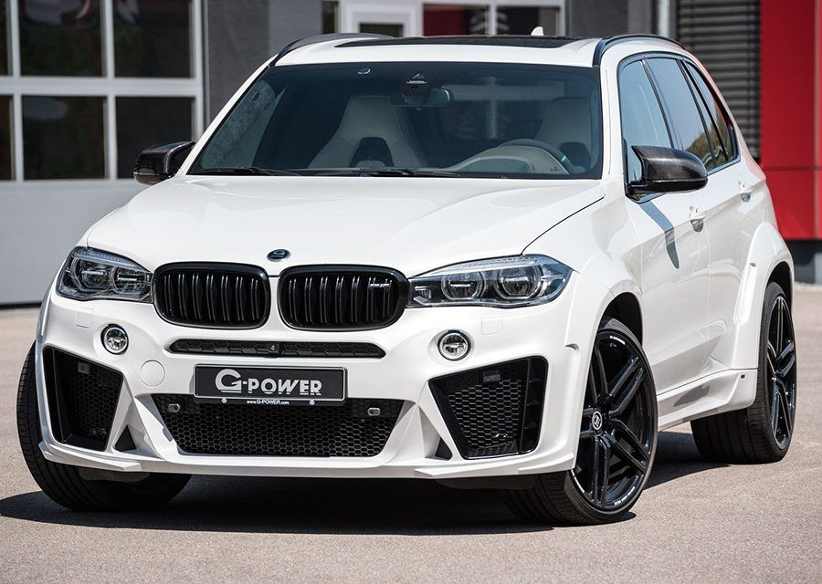 G-Power動力學院新力軍!擁有739hp的BMW X5 M「颱風」駕到!