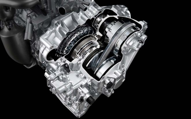 Xtronic CVT變速系統 油耗、噪音、加速兼得
