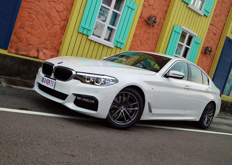 熟悉?陌生? BMW 520i M Sport試車報導