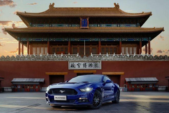 2016年全球跑車銷售冠軍 Ford Mustang美式魅力風靡全球