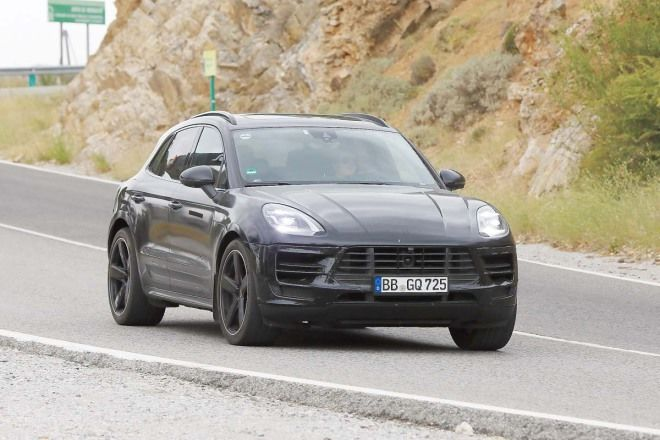 Porsche Macan小改款,可能會追加混合動力系統
