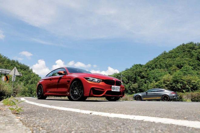 天王山之戰BMW M4 Coupe vs. Mercedes-AMG C63 S Coupe